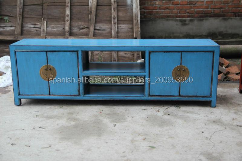 Muebles antiguos chinos de Gabinete de la TV-Guardarropas ...