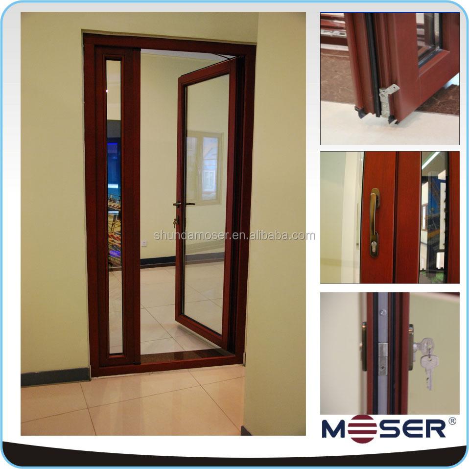 Exterior solid teak or oak wooden timber doors design for Teak wood doors manufacturers