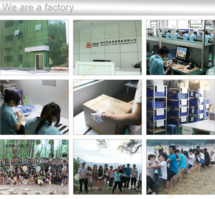 We are a professional mobile power charger factory of China