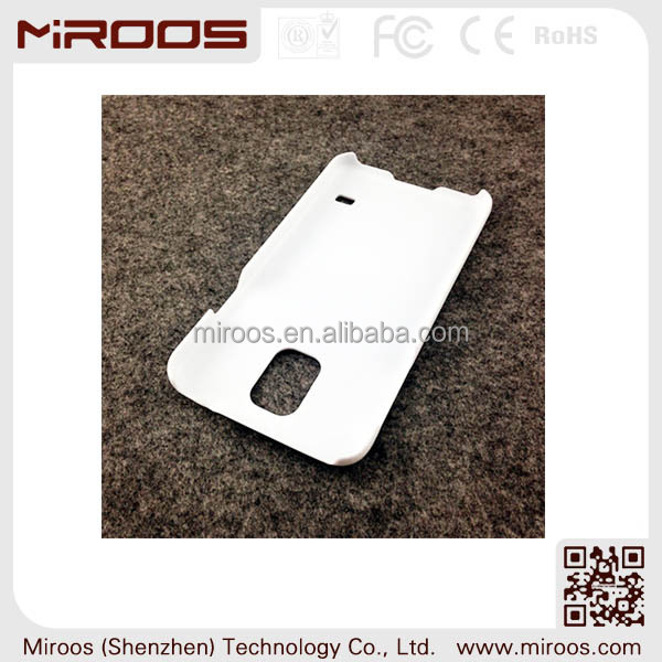 2014 new transparent PC ultra thin cell phone case for samsung galaxy s5