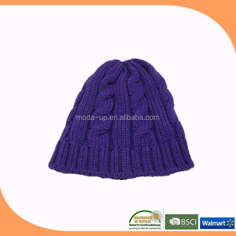 hat knitting machine