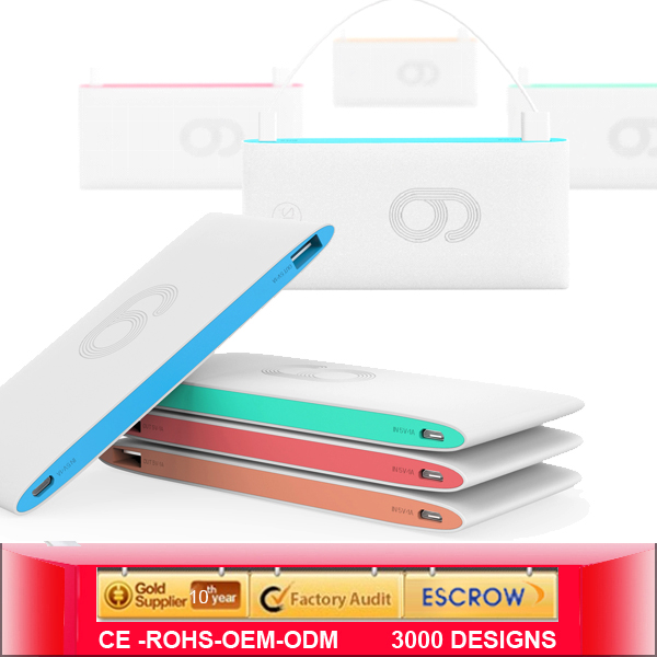 Hot Selling phone power bank Portable Mobile Power Bank