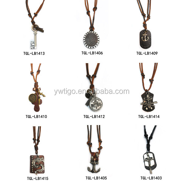 Meaning Necklace Selection