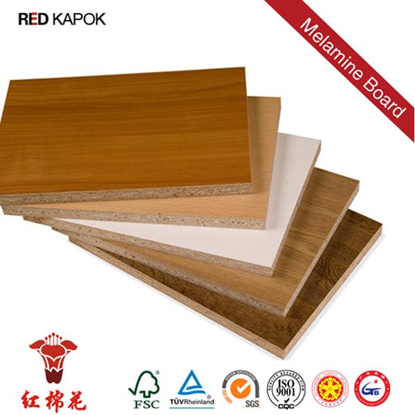 Pvc edge banding plain particle board price home storage