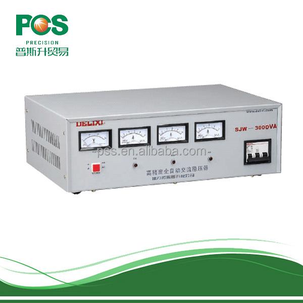 Delixi Sjw Ac Electronical Voltage Stabilizer Buy Ac