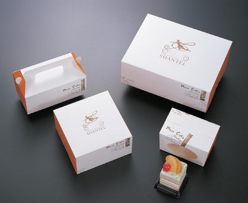White Cake Boxes Wholesale