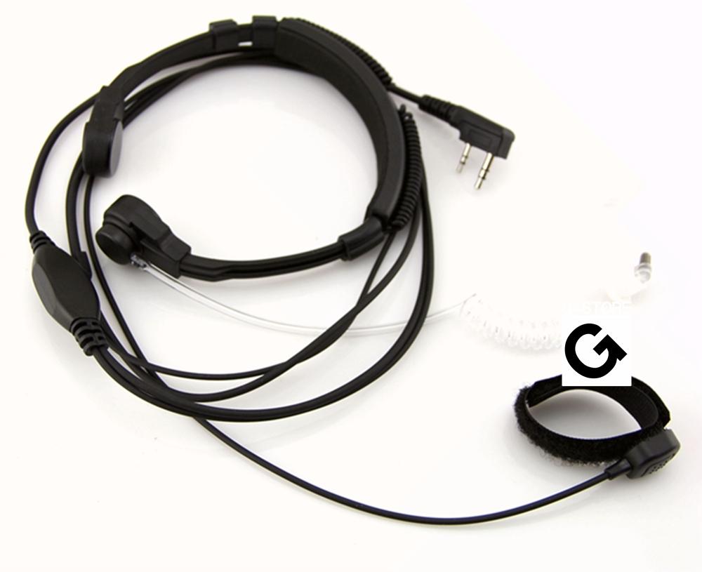 Heavy Duty Throat Vibration Mic for KENWOOD PUXING WOUXUN BAOFENG WEIERWEI radio.jpg