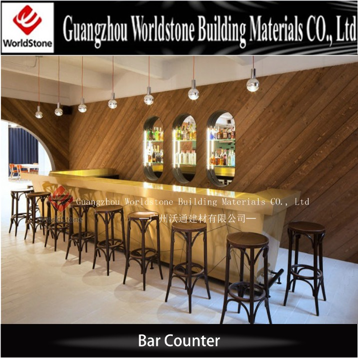 Modern Bar Furniture Kitchen Bar Counter Design View