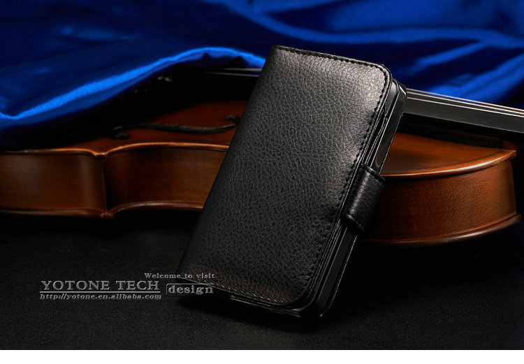 Cheap China Warehouse Hot Selling PU Leather Cell Mobile Phone Accessory Retail Packaging For iPhone 5 5S