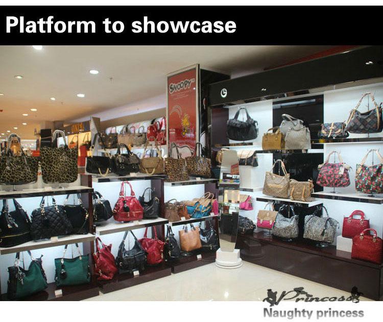 Moti 2014 Women's Handbag Fashion All-match Women's Handbag