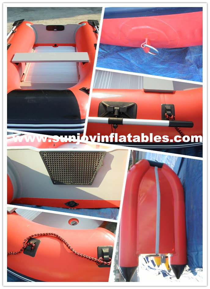 2015 special PVC high quality cheap inflatable boats China