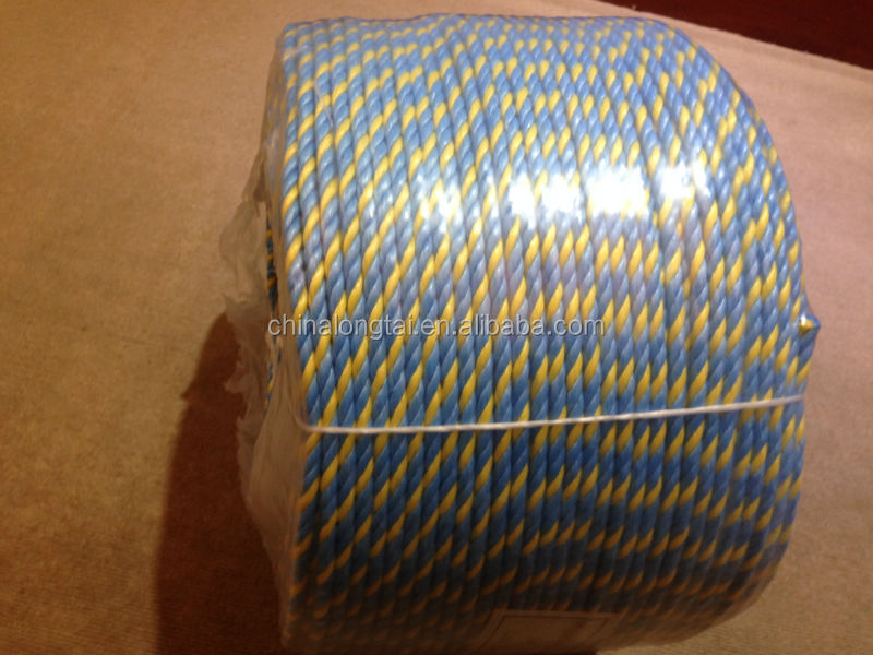 twisted jute rope