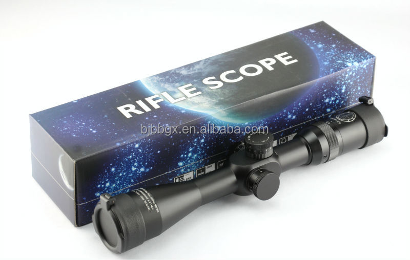 4.5-14*44 First Focal Plane FFP Hunting Riflescope 30 diameter