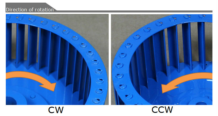 Centrifugal Fan Blades Design : Mm industrial centrifugal impeller fan blade wheel in