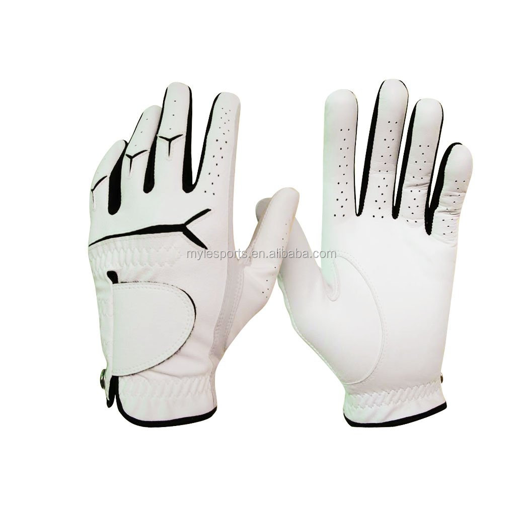 2014 fashionable design top quality golf gloves ball marker