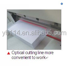 High quality Manual guillotine paper cutter