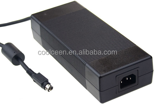 meanwell 24v high voltage switching power supply desktop