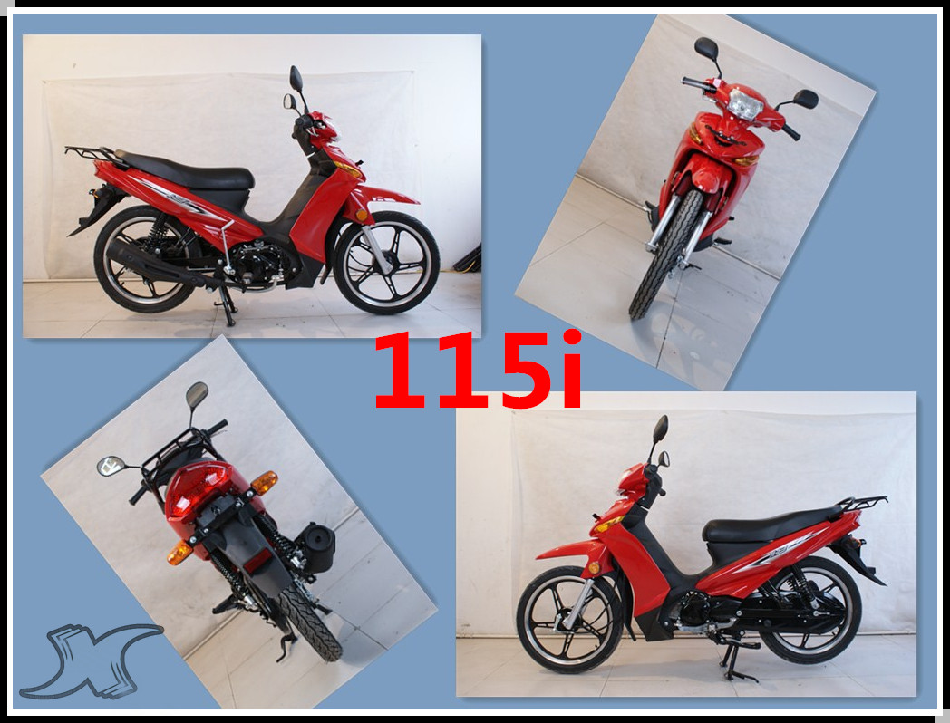 Super I8 Cub 115cc Chinese Motorcycle With Original Yamaha Engine