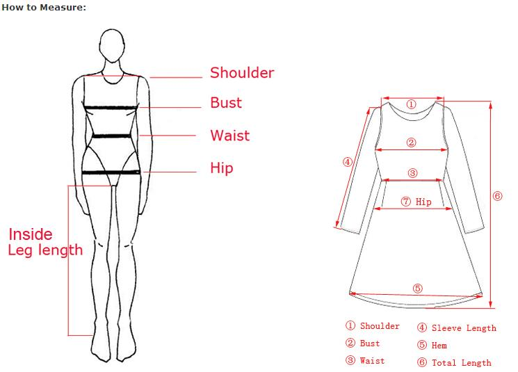 G0000-Dress Measure