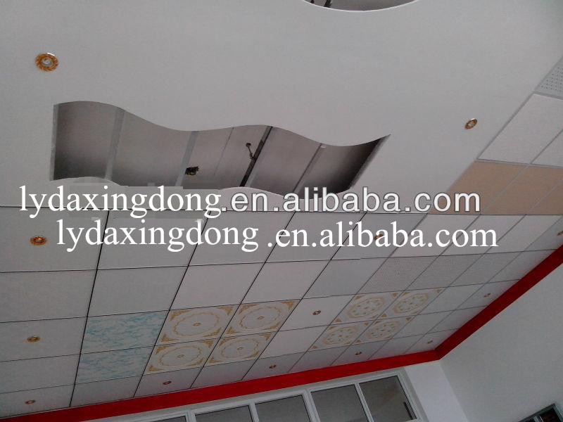 Polietileno láminas para techos moderno 3d panel decorativo de ...