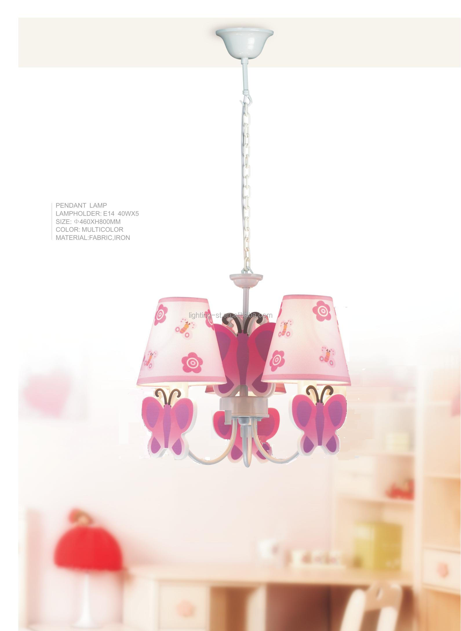 3 papillon de lumi¨re Capiz lampe suspension au plafond pour