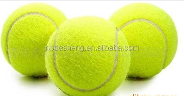 Mini Pet Fluorescente Personalizado Impresso Personalizado Bola De Tênis