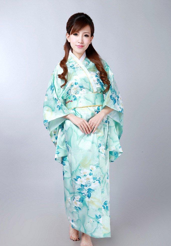 Японское Платье Кимоно 33