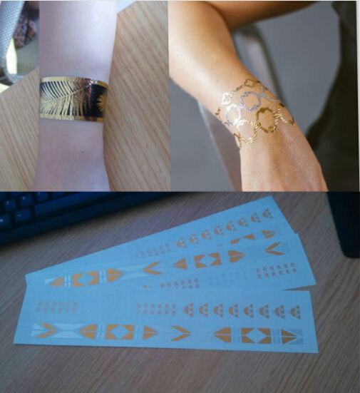 Alibaba manufacturer directory suppliers manufacturers for Gold foil tattoo