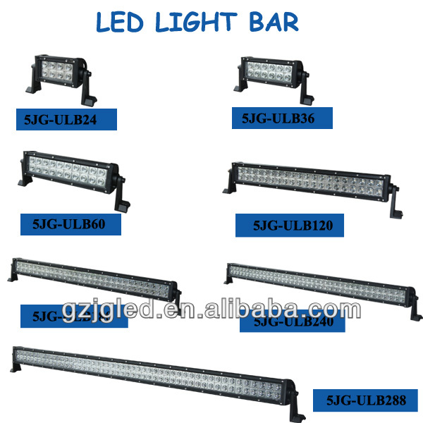 Cree double row led mini light bar36w led mini warning light bar led light bar ulb g mozeypictures Gallery