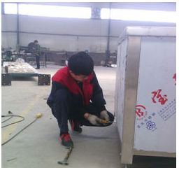 2014 hot sale stainless steel fruit dehydration plant