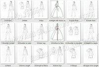 Платье для подружки невесты ESREA v/bd335