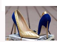 Туфли на высоком каблуке  NEW4-27