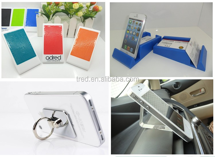 China manufacturer plastic funny cell phone holder for desk