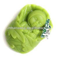 r0575 Николь силиконовые детское мыло формы