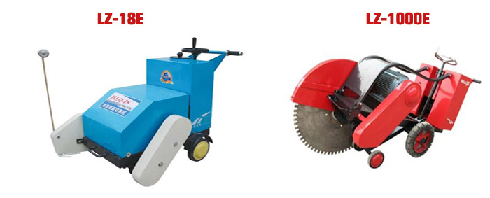 Superior quality asphalt road cutter,concrete road cutter,pavement cutter with factory price