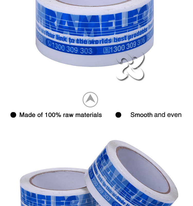 bopp double side self acrylic adhesive tape for embroidery