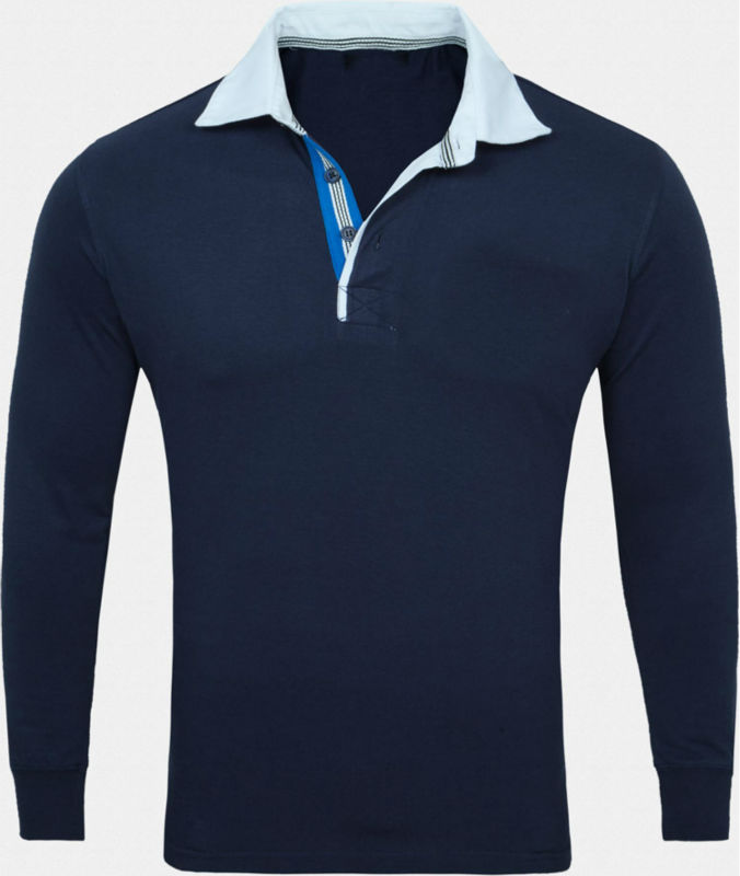 Design your own polo shirt for mens long sleeves plain for Design your own polo shirts