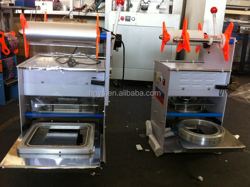 auto sealing machines food trays