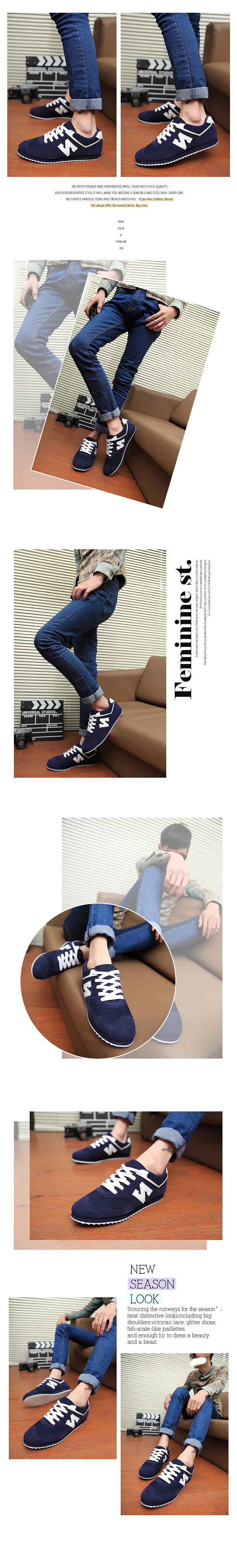 Мужские кроссовки sneaker s124