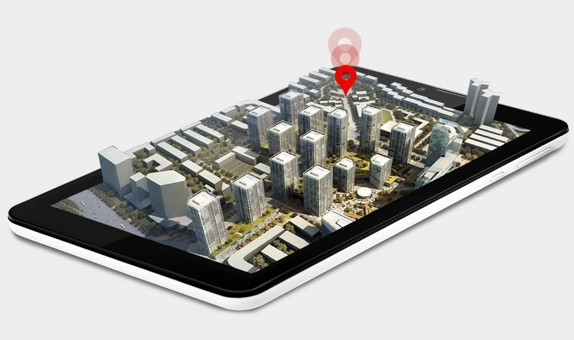 "Планшетный ПК Yuandao/Window N70 Yuandao 7"" 3G MTK8312 1,3 4.2 Sim WCDMA GSM Bluetooth GPS"