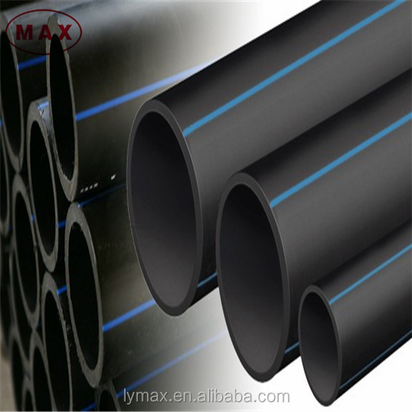 150mm diameter hdpe polyethylene poly pipes prices view for Water line pipe material