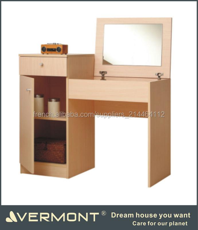 Meuble de chambre coucher table de coiffeuse commode id for Coiffeuse meuble enfant
