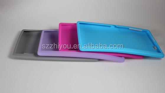 2014 soft protective case for ipad silicon case