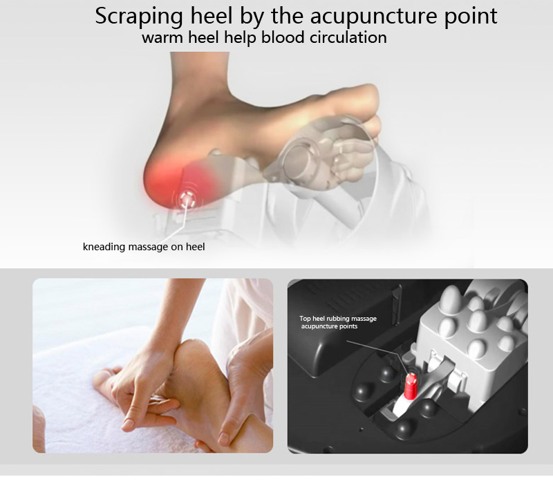 2014 New Cheap Kneading Personal Foot Massager with CE
