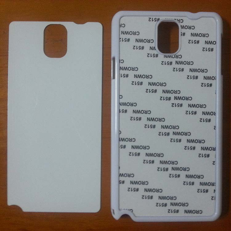 2D sublimation case for Samsung galaxy note 3 n9000