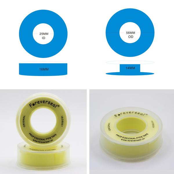 100%compititive価格色ptfeスレッドテープ