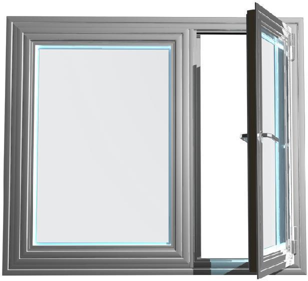 Aluminum Window Frames Colorful Anodized Aluminum Profile Models ...