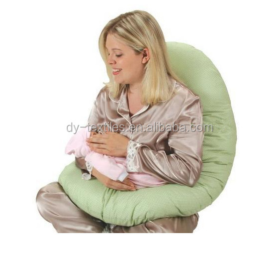 Fashion New Oem Latest Design Pretty Embroidery Polyester Useful Massager Cushion for Pregnant People