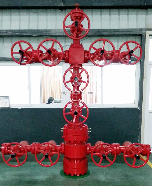 Api 6a Wellhead X-tree/christmas Tree For Oil And Gas - Buy Wellhead Manufacturer,Christmas Tree ...