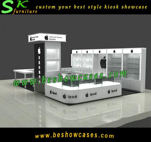 2014 made in china möbel handy shop, telefon zubehör shop design